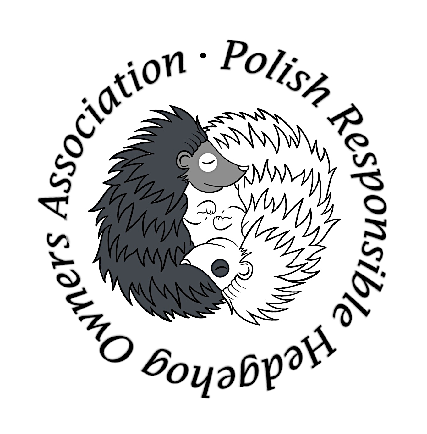 logo Polish Responsible Hedgehog Owners Association